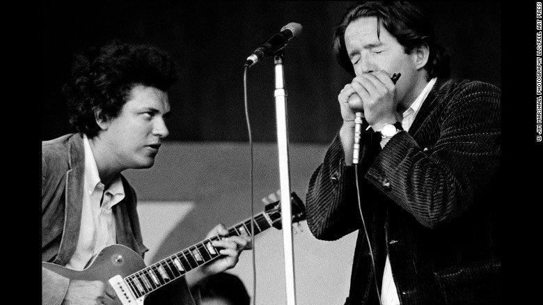 Foto_5 Mike Bloomfield, Paul Butterfield